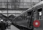 Image of railway station France, 1933, second 28 stock footage video 65675031160