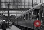 Image of railway station France, 1933, second 29 stock footage video 65675031160