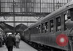 Image of railway station France, 1933, second 30 stock footage video 65675031160