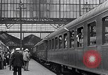 Image of railway station France, 1933, second 31 stock footage video 65675031160