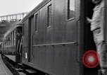 Image of railway station France, 1933, second 39 stock footage video 65675031160