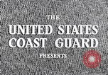 Image of United States Coast Guard United States USA, 1950, second 5 stock footage video 65675031169
