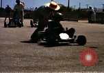 Image of Go-Karting Rota Spain, 1965, second 11 stock footage video 65675031178