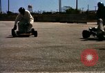 Image of Go-Karting Rota Spain, 1965, second 14 stock footage video 65675031178