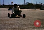 Image of Go-Karting Rota Spain, 1965, second 15 stock footage video 65675031178