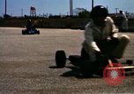 Image of Go-Karting Rota Spain, 1965, second 16 stock footage video 65675031178