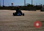 Image of Go-Karting Rota Spain, 1965, second 19 stock footage video 65675031178