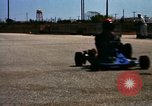 Image of Go-Karting Rota Spain, 1965, second 20 stock footage video 65675031178