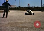 Image of Go-Karting Rota Spain, 1965, second 22 stock footage video 65675031178