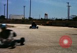Image of Go-Karting Rota Spain, 1965, second 31 stock footage video 65675031178