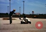 Image of Go-Karting Rota Spain, 1965, second 57 stock footage video 65675031178