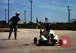 Image of Go-Karting Rota Spain, 1965, second 58 stock footage video 65675031178