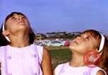 Image of sky diving Rota Spain, 1965, second 4 stock footage video 65675031179