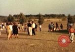 Image of sky diving Rota Spain, 1965, second 30 stock footage video 65675031179