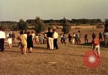 Image of sky diving Rota Spain, 1965, second 31 stock footage video 65675031179