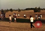 Image of sky diving Rota Spain, 1965, second 34 stock footage video 65675031179