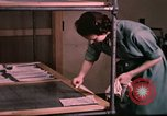 Image of textile and clothing United States USA, 1948, second 17 stock footage video 65675031183