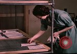 Image of textile and clothing United States USA, 1948, second 20 stock footage video 65675031183
