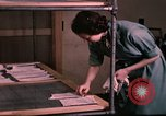 Image of textile and clothing United States USA, 1948, second 21 stock footage video 65675031183