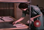 Image of textile and clothing United States USA, 1948, second 22 stock footage video 65675031183