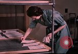 Image of textile and clothing United States USA, 1948, second 24 stock footage video 65675031183