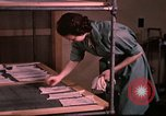 Image of textile and clothing United States USA, 1948, second 25 stock footage video 65675031183