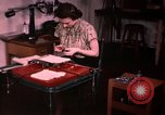 Image of textile and clothing United States USA, 1948, second 26 stock footage video 65675031183