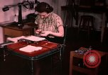 Image of textile and clothing United States USA, 1948, second 27 stock footage video 65675031183