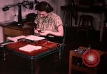 Image of textile and clothing United States USA, 1948, second 28 stock footage video 65675031183