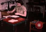 Image of textile and clothing United States USA, 1948, second 30 stock footage video 65675031183