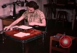 Image of textile and clothing United States USA, 1948, second 31 stock footage video 65675031183