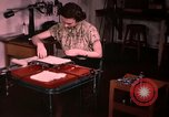 Image of textile and clothing United States USA, 1948, second 32 stock footage video 65675031183
