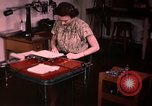Image of textile and clothing United States USA, 1948, second 33 stock footage video 65675031183