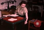 Image of textile and clothing United States USA, 1948, second 36 stock footage video 65675031183