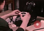 Image of textile and clothing United States USA, 1948, second 54 stock footage video 65675031183