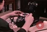 Image of textile and clothing United States USA, 1948, second 55 stock footage video 65675031183