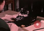Image of textile and clothing United States USA, 1948, second 58 stock footage video 65675031183