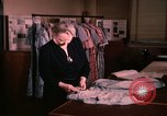 Image of textile and clothing United States USA, 1948, second 4 stock footage video 65675031184