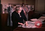 Image of textile and clothing United States USA, 1948, second 8 stock footage video 65675031184