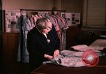 Image of textile and clothing United States USA, 1948, second 9 stock footage video 65675031184