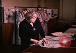 Image of textile and clothing United States USA, 1948, second 10 stock footage video 65675031184
