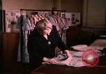 Image of textile and clothing United States USA, 1948, second 12 stock footage video 65675031184
