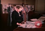 Image of textile and clothing United States USA, 1948, second 14 stock footage video 65675031184