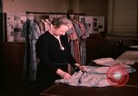 Image of textile and clothing United States USA, 1948, second 15 stock footage video 65675031184