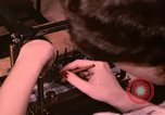Image of textile and clothing United States USA, 1948, second 34 stock footage video 65675031184