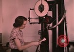 Image of textile and clothing United States USA, 1948, second 43 stock footage video 65675031184