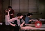 Image of textile and clothing United States USA, 1948, second 58 stock footage video 65675031184