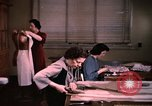 Image of textile and clothing United States USA, 1948, second 62 stock footage video 65675031184