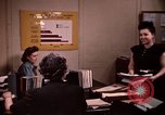 Image of family economics United States USA, 1948, second 2 stock footage video 65675031187