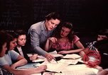 Image of family economics United States USA, 1948, second 52 stock footage video 65675031187